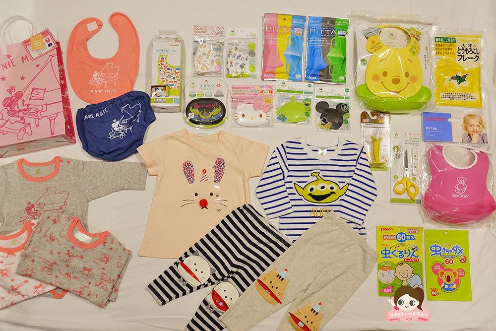 日本阿卡將必買明星婦嬰用品全記錄,爸媽買到失心瘋~關西大阪阿倍野 Q's Mall 掃貨去