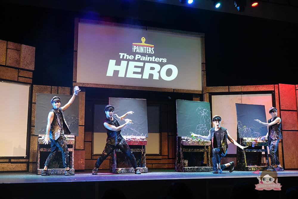 濟州島上精彩公演 – 塗鴉秀 페인터즈 히어로 The Painters HERO 在濟州大學 (購票優惠資訊)