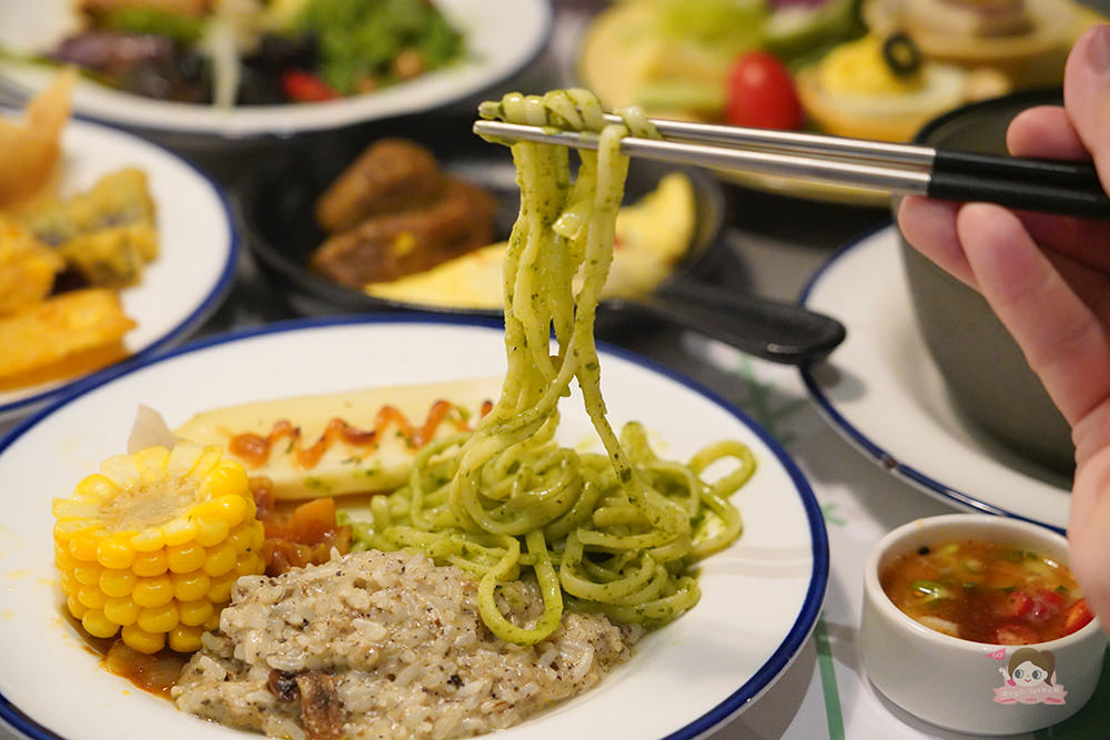 果然匯蔬食料理自助餐 Buffet
