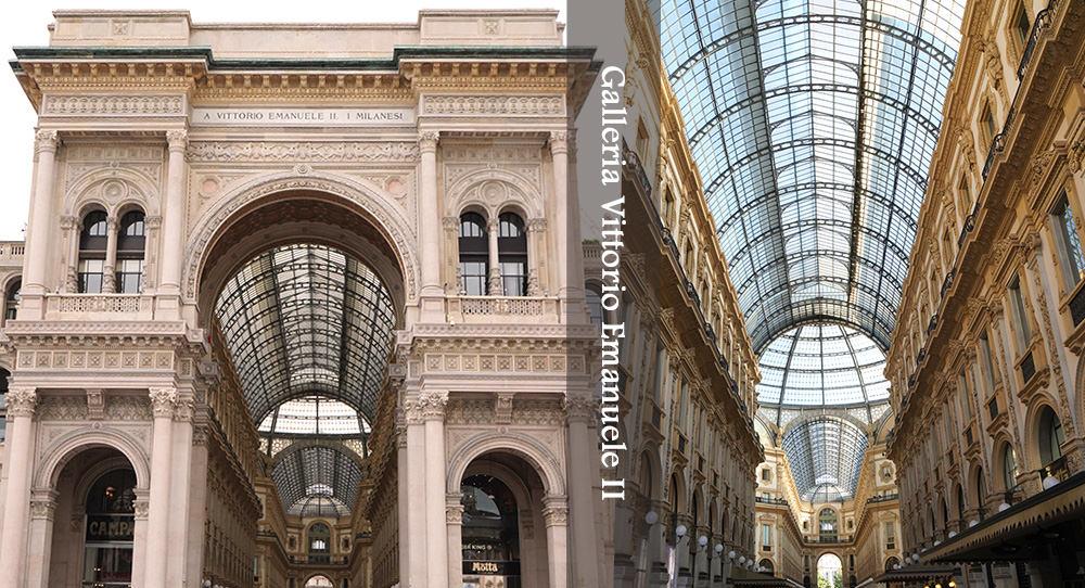 義大利.景點 | 艾曼紐二世拱廊 Galleria Vittorio Emanuele II ,世界上最美迴廊之一,必踩好運公牛、必買國際精品