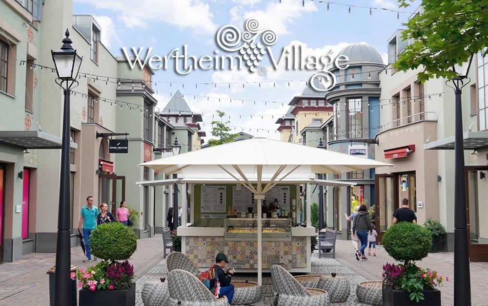 德國.購物 | 德國法蘭克福 Wertheim Village 威爾特海姆購物村,KAL LAGERFELD 老佛爺超好買
