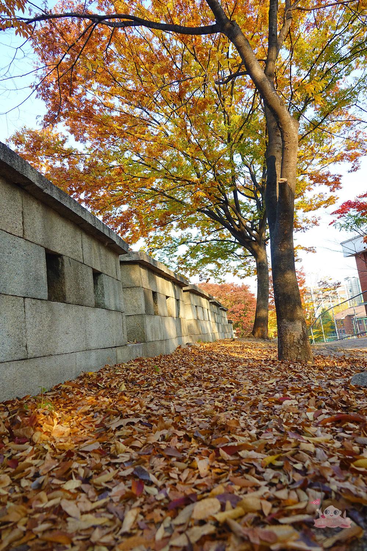 首爾城北洞 付岩洞 城郭