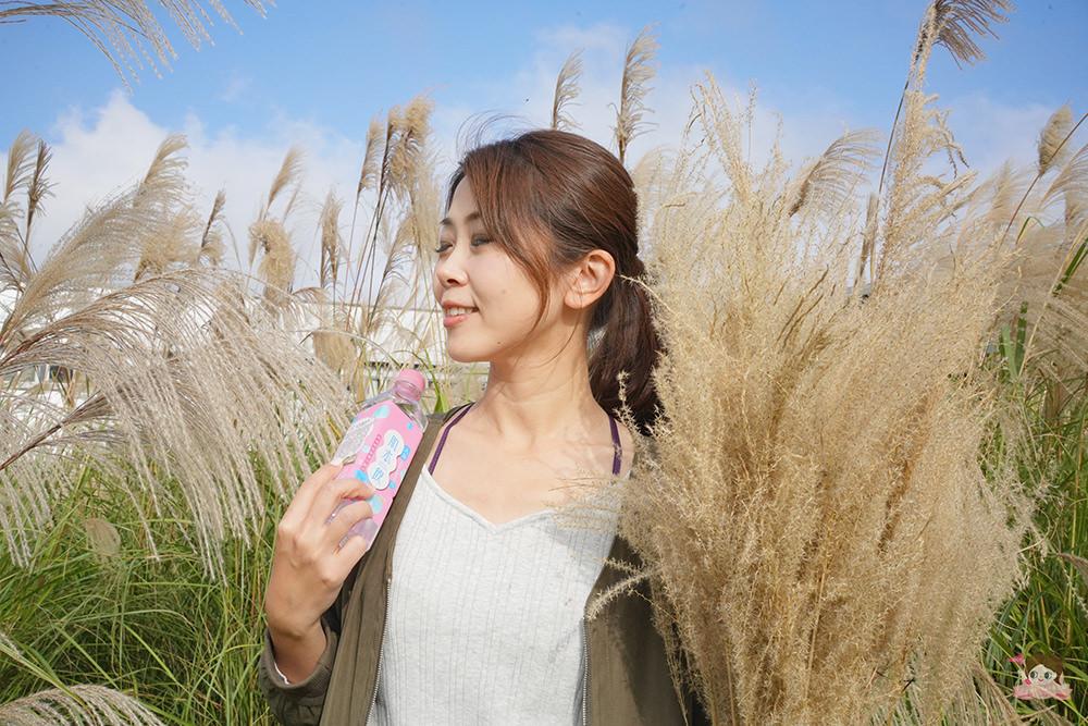 天泉肌本飲 喝的溫泉 喝的美人湯 粉紅包裝時尚破表 喝的保養水