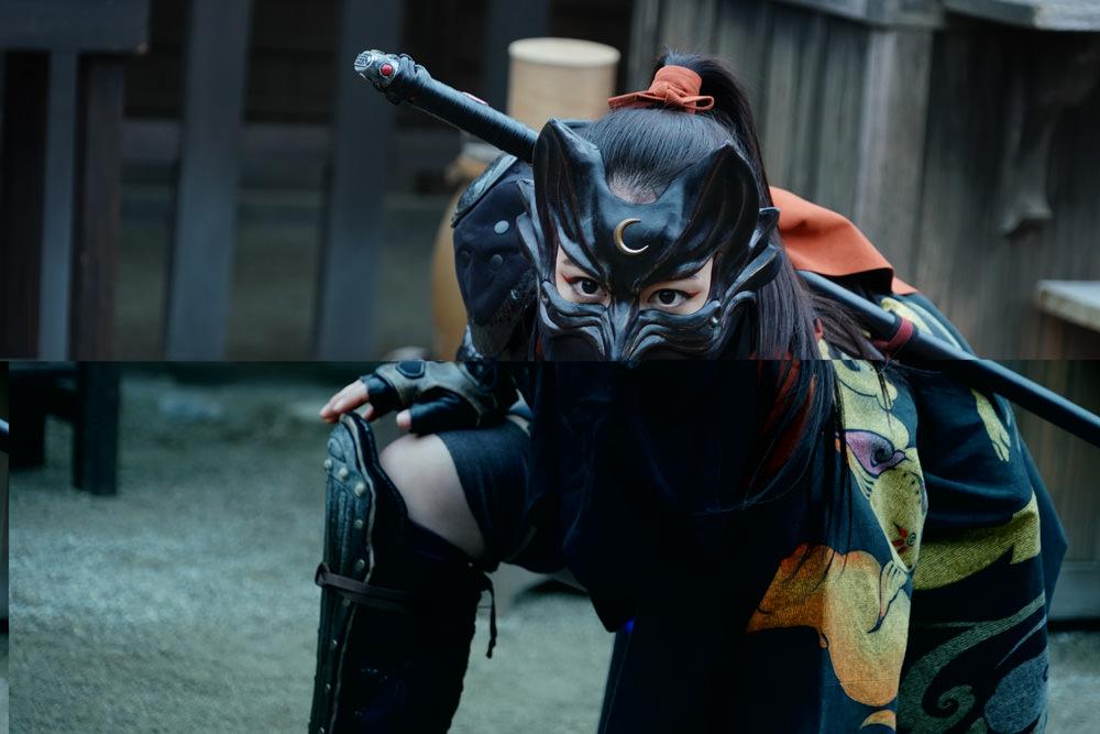 電影 | 黑狐忍者(BLACKFOX: Age of the Ninja) 電影觀後感,日本科幻動畫片推薦給深度動漫迷