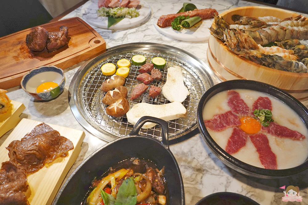 台北  遠百信義 A13 YKNK club,和牛燒肉居酒屋兼 KTV,嗨到凌晨 2 點附上燒肉管家!樂軒新作,必吃!