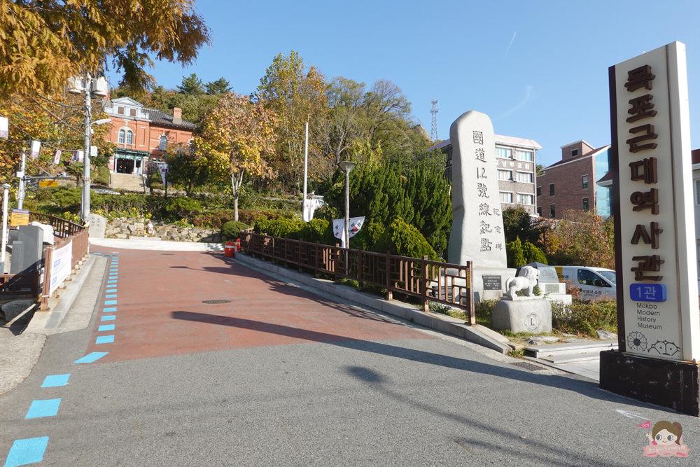 韓劇德魯納酒店拍攝場景 木浦近代歷史館