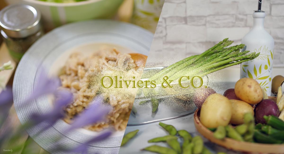 假日料理:鮮蝦黃瓜捲、白蘆筍清湯、蕈菇燉飯、鮮翠沙拉, Oliviers & Co. 橄欖油的盛夏鮮味覺醒