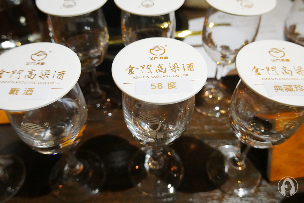 金門高梁酒的世界餐桌