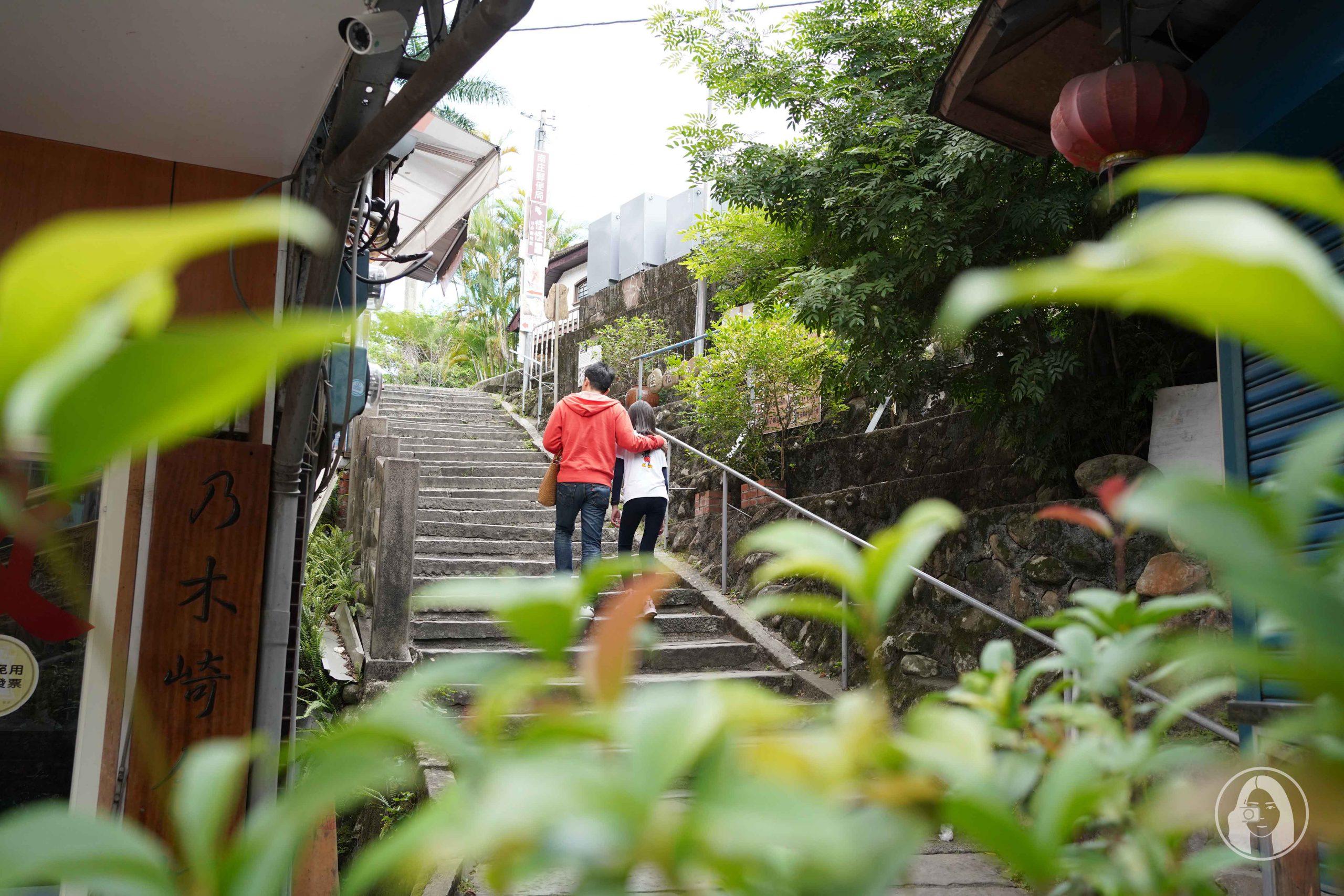 苗栗 慢城輕旅行,南庄一日遊行程,桂花巷、十三間老街、蓬萊溪護魚步道、向天湖