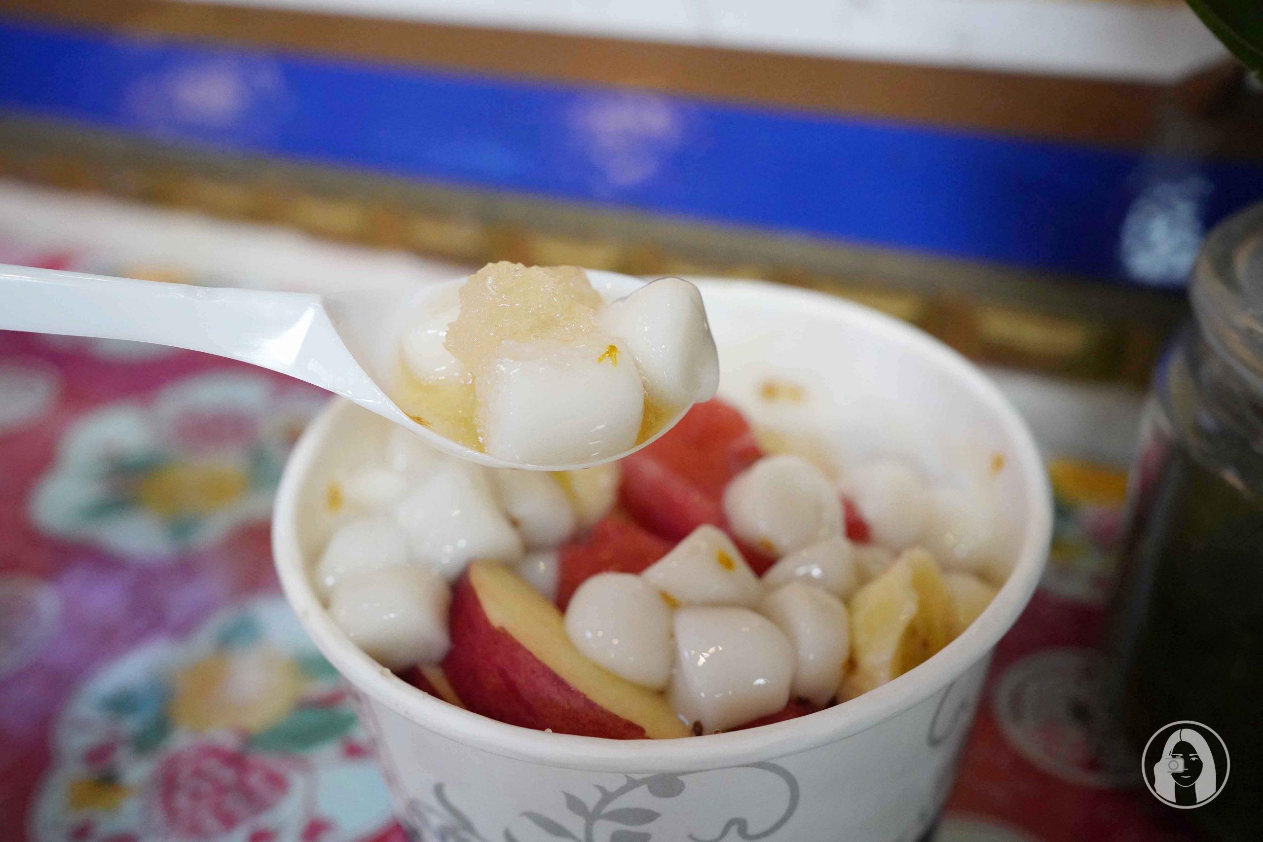 南庄桂花蜜釀湯圓