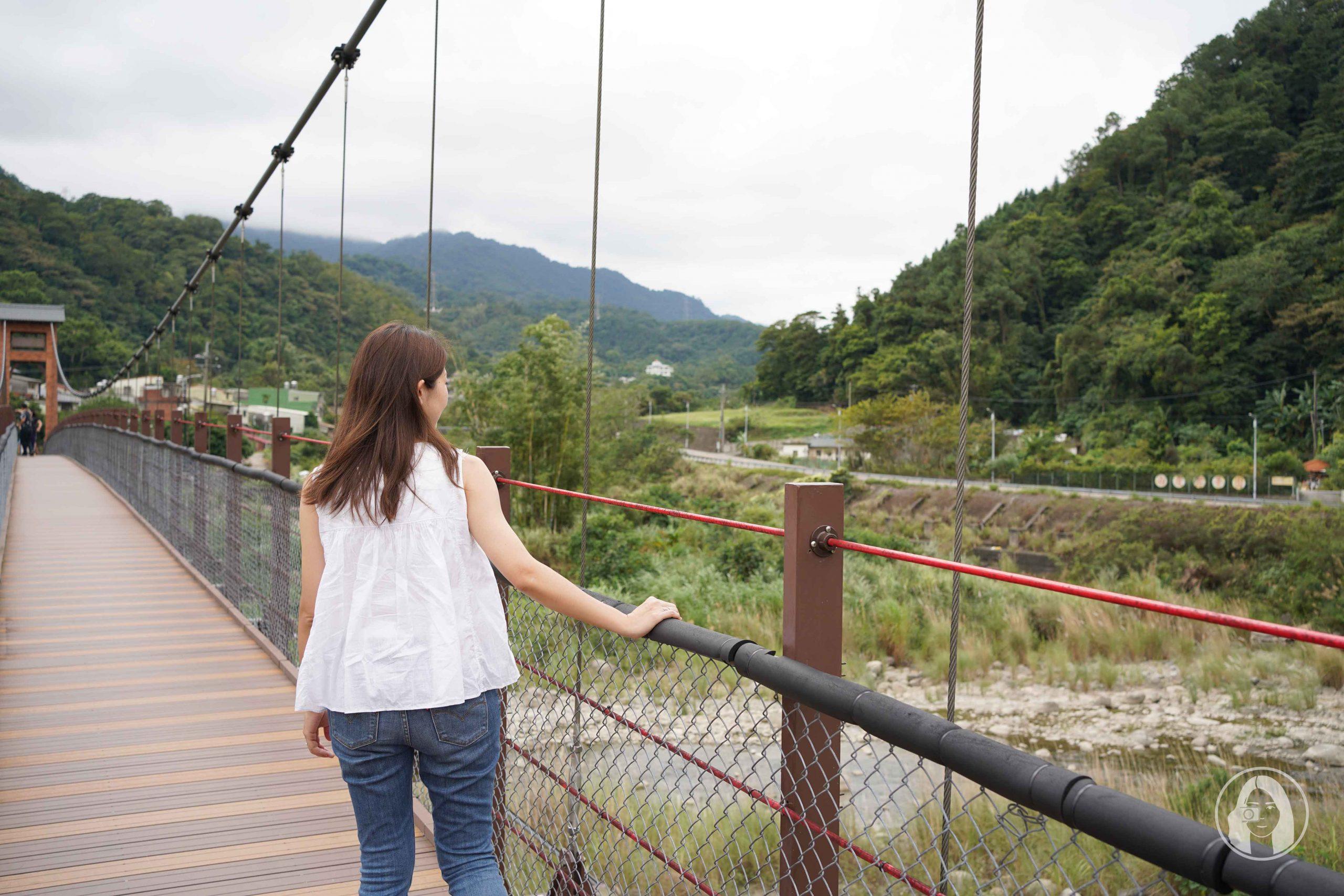 南庄康濟吊橋