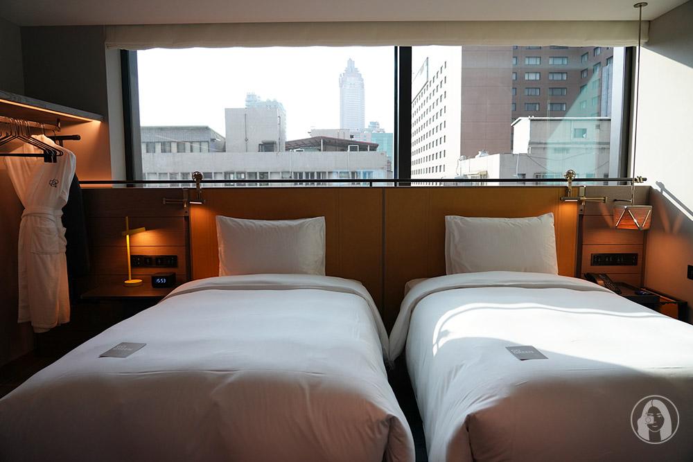 台北時代寓所Hotel Resonance Taipei,亞太第一家希爾頓Tapestry精選酒店 飯店星巴客 STARBUCKS