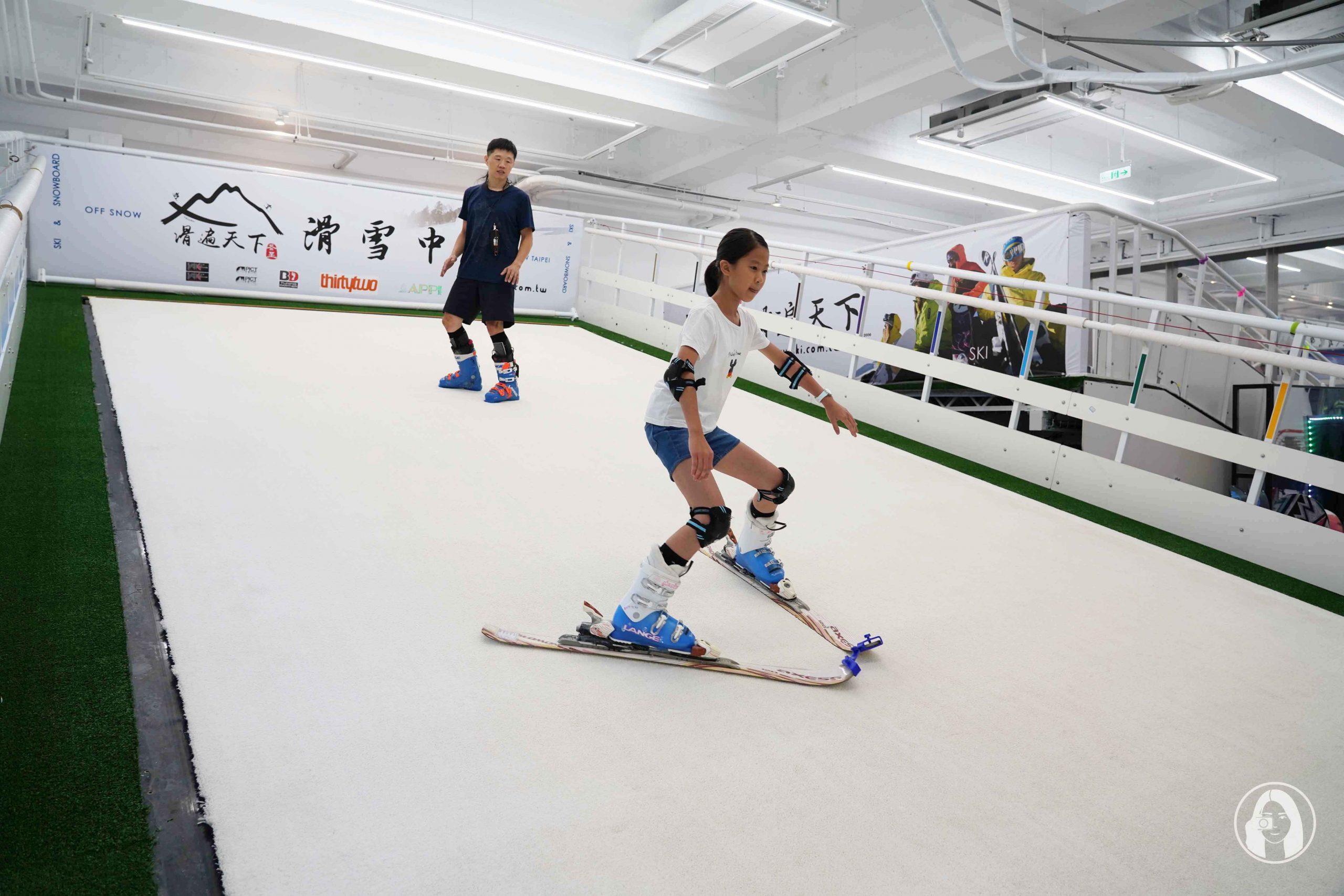 滑遍天下滑雪中心 兒童 SKI