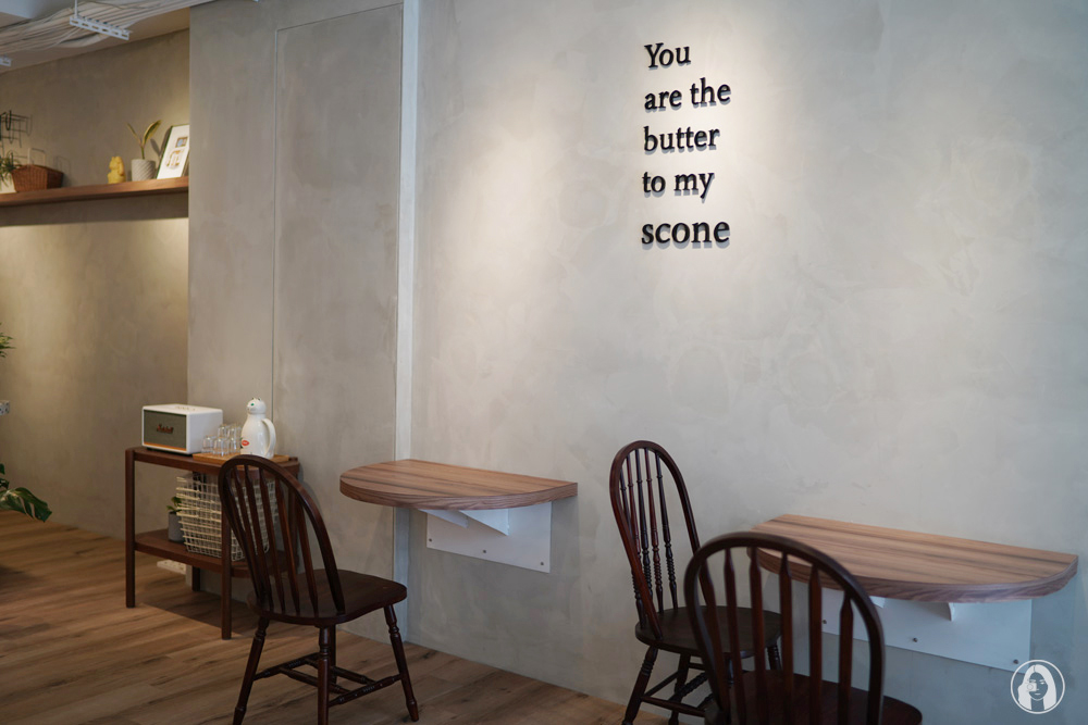 手工現烤司康專賣店 TUTUKAKI 司康小売所,日韓系清新咖啡店風格,花蓮留海來開店