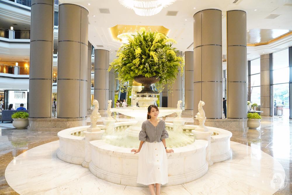 GRAND HYATT 台北君悅酒店,101 當鄰居,五星級城市小小露營地,寶貝探險家星空夜未眠