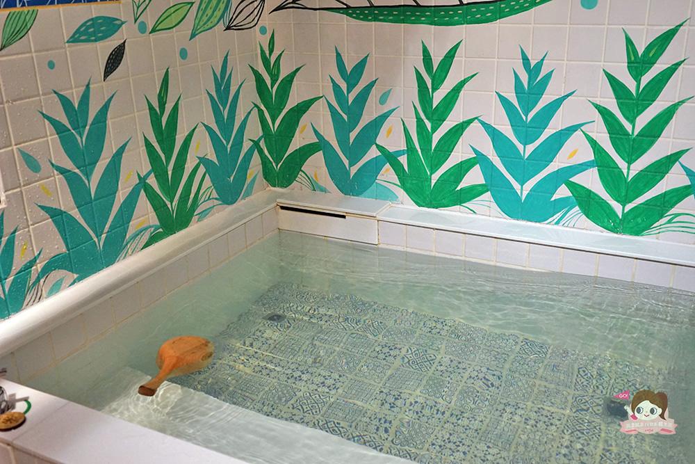 宜蘭蔥澡 藝術錢湯