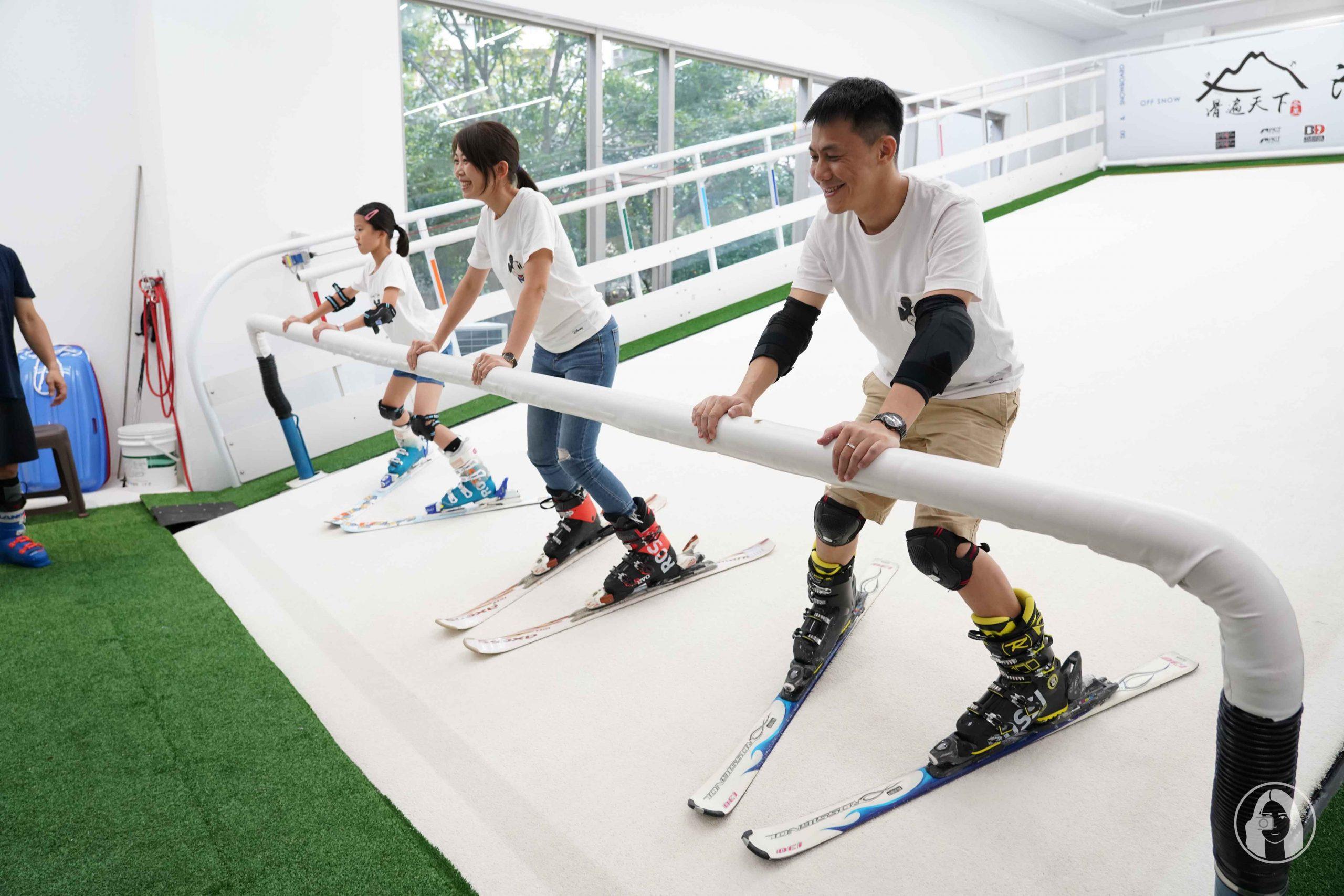 滑遍天下滑雪中心 ski 教學