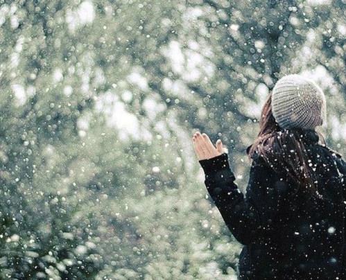 2013首爾初雪서울첫눈 雪花飄冷到吱吱叫的浪漫