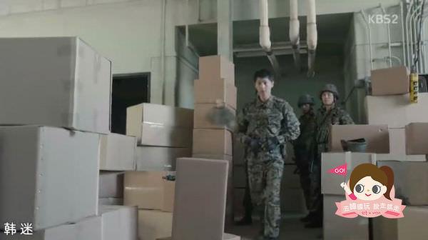 太陽的後裔坡州Camp Ggreaves韓國軍隊體驗及青年旅館0052.jpg