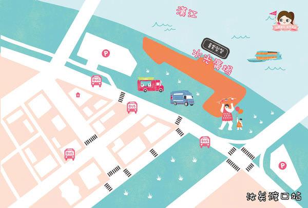 首爾夜貓子夜市汝矣島서울-밤도깨비-야시장MAP.jpg