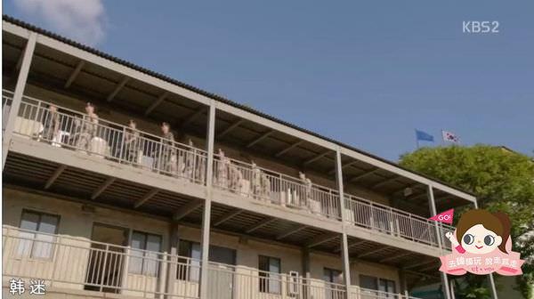 太陽的後裔坡州Camp Ggreaves韓國軍隊體驗及青年旅館0058.jpg