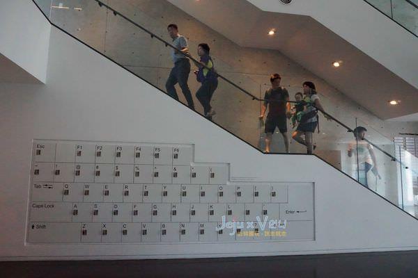 NEXON COMPUTER MUSEUM電腦博物館鍵盤鬆餅0018.jpg