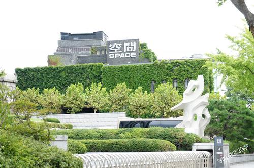 首爾【Line3.安國站】<紳士的品格>又一必訪行程~【空間SPACE】建築事務所