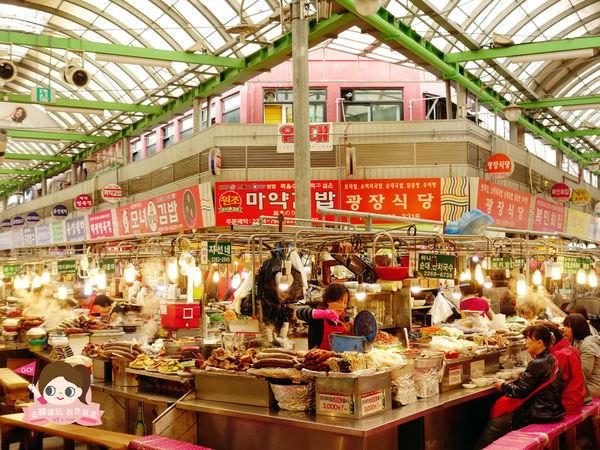 韓國旅遊資訊 | 南大門市場與廣藏市場暑休時間