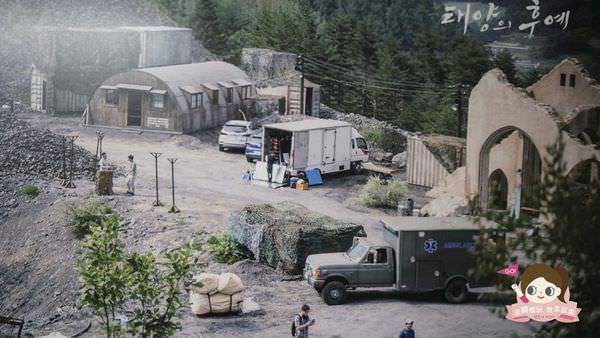 太陽的後裔坡州Camp Ggreaves韓國軍隊體驗及青年旅館0026太白市.jpg
