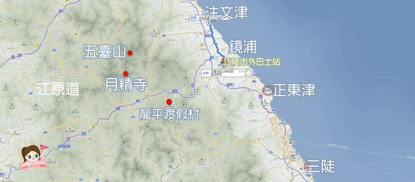 孤獨又燦爛的神-鬼怪注文津海邊주문진해변map1.jpg