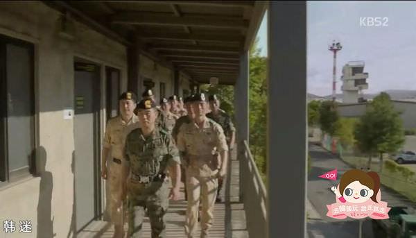 太陽的後裔坡州Camp Ggreaves韓國軍隊體驗及青年旅館0057.jpg
