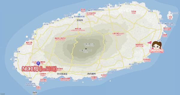濟州西歸浦 NORI 梅 (노리매) IG網紅打卡 MAP2.jpg