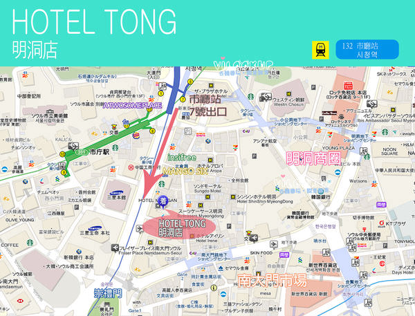 Hotel Tong Seoul 明洞店MAP.jpg
