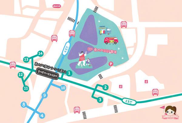 首爾夜貓子夜市東大門設計廣場DDP.jpg