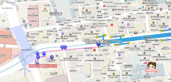 首爾明洞BOVERLOUNGE보버라운지-map.jpg