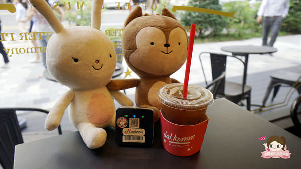 出國行動wifi | 韓國旅行必備!「赫徠森HORIZON」wifi分享器讓我說走就走