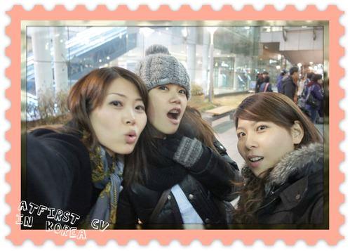 2011.Dec16 回歸韓國自由行 Day 1-2機場巴士、Backpackers Korea、東大門 元祖一隻雞