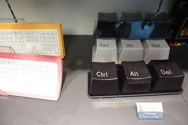 NEXON COMPUTER MUSEUM電腦博物館鍵盤鬆餅0061.jpg